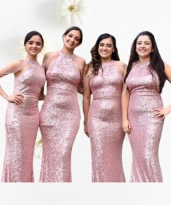 Vestido_largo_rosa_lentejuelas_gala_alquiler_la_lapita