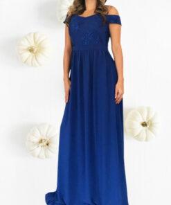 Vestido_azul_rey_largo_elegante_alquiler_bogota_grado